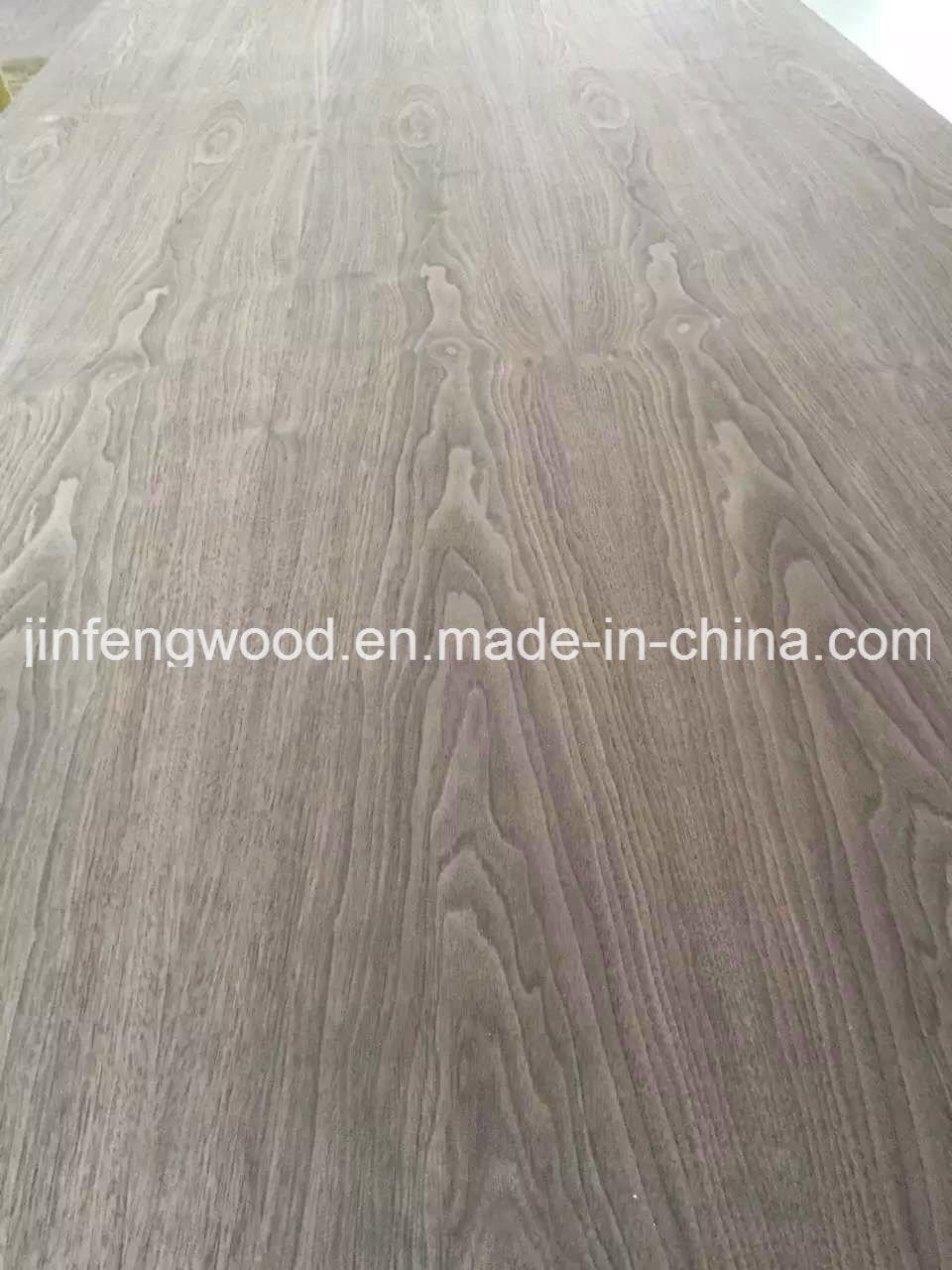 Natural Veneer Blockboard MDF Plywood 1220*2440*18mm