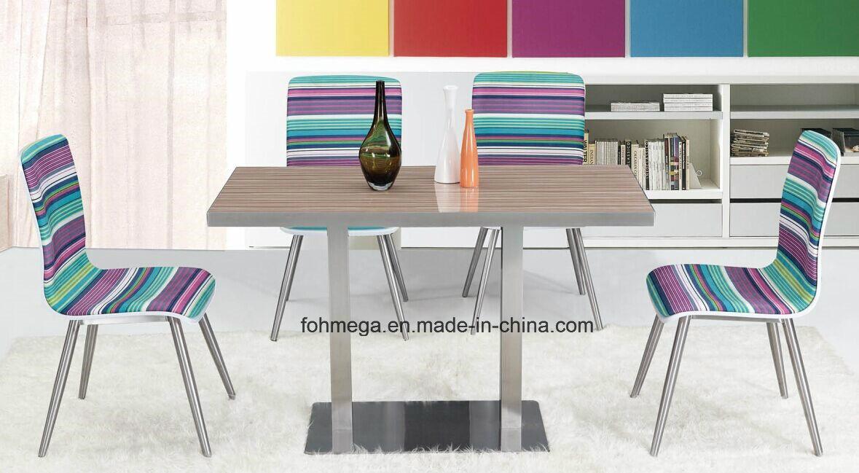 Modern School Canteen Restaurant Set Furniture for Sale