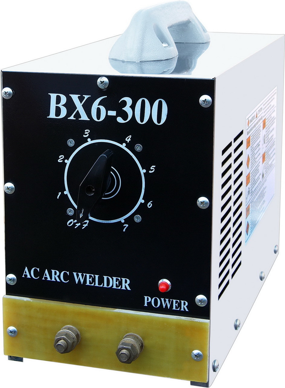 Bx6 Series Portable AC Arc Welding Machine (BX6-300)