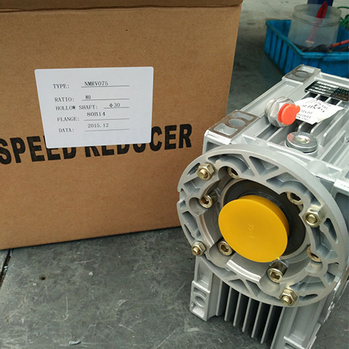 Nmrv Worm Gear Electric Motor Speed Reducer Manuefactory with High Quality