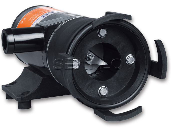 Portable Trailer Electric Sewage Water Pump