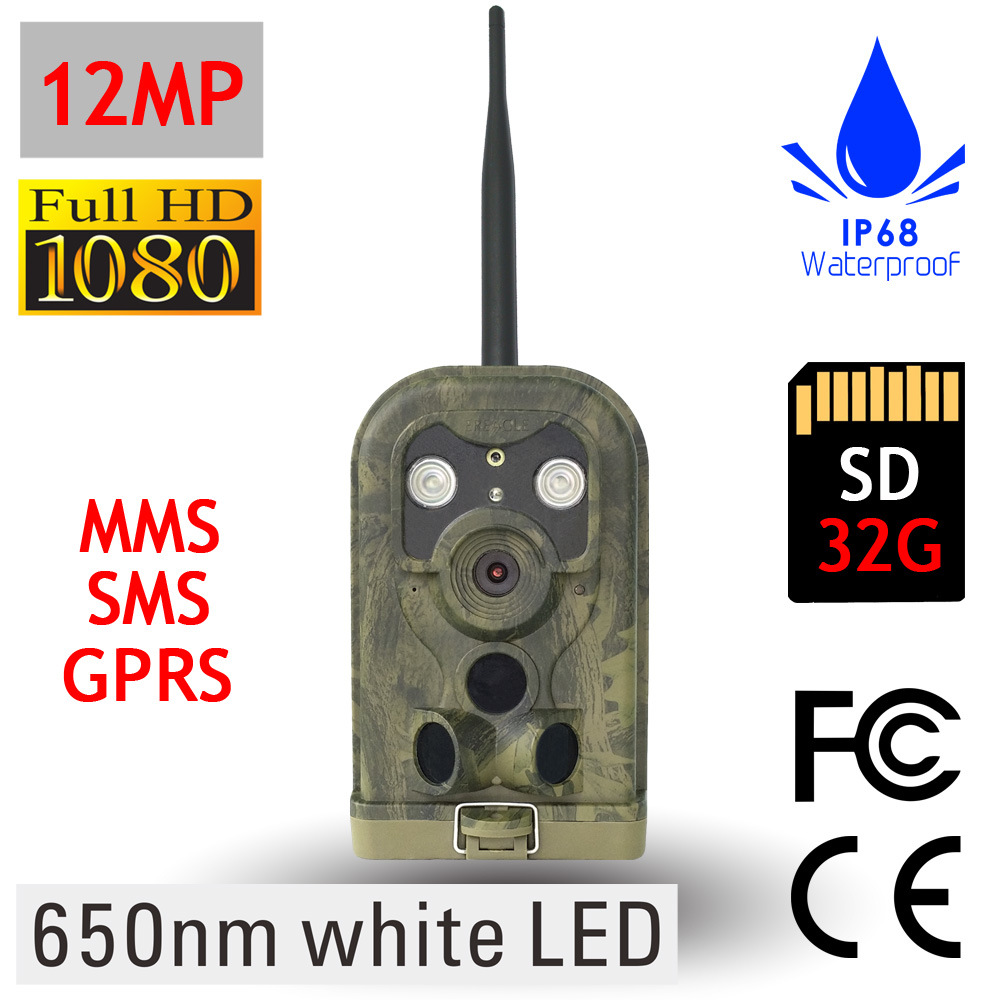 12MP GPRS Wildview Hunting Camera