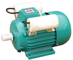 YL Single-Phase Dual-Capacitor Induction Motor (CE)