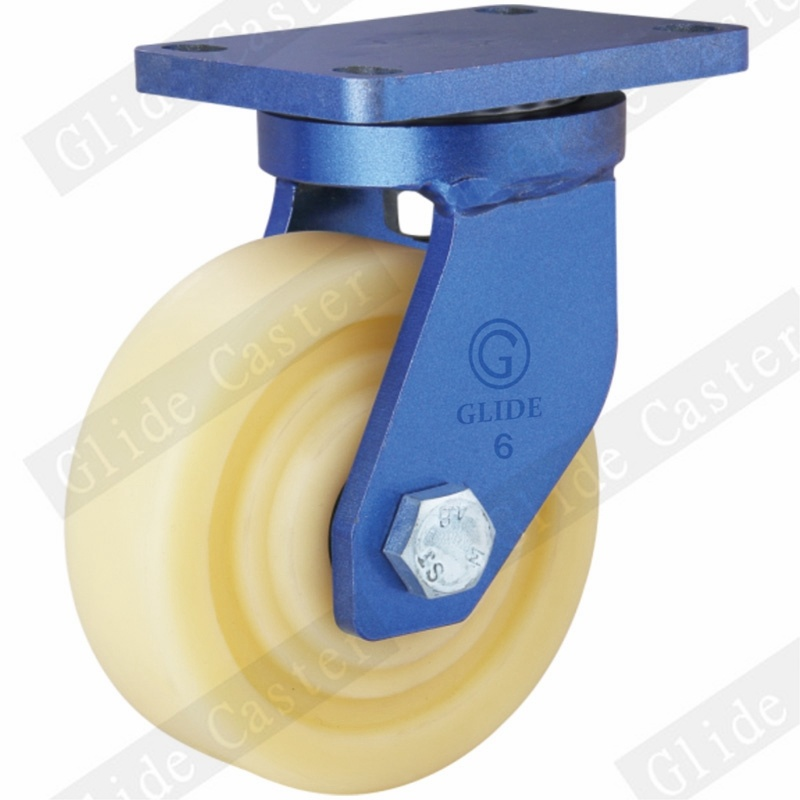 Extra Heavy Duty Nylon Swivel Caster Wheel (G8801)