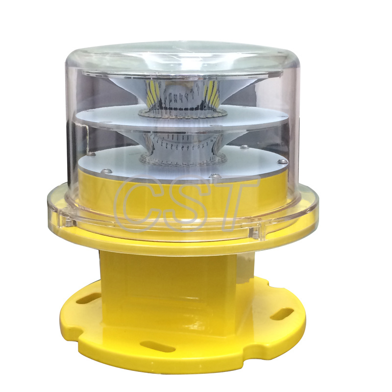 CS-864/D Medium-Intensity Double Aviation Obstruction Light