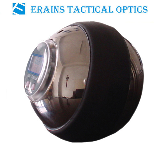 Metal Power Ball/Wrist Ball With Speed Counter (WB586C)