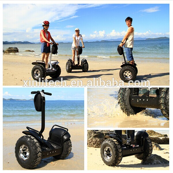 2016 China Cheap Long Range Self Balancing Personal Transporter (PT)