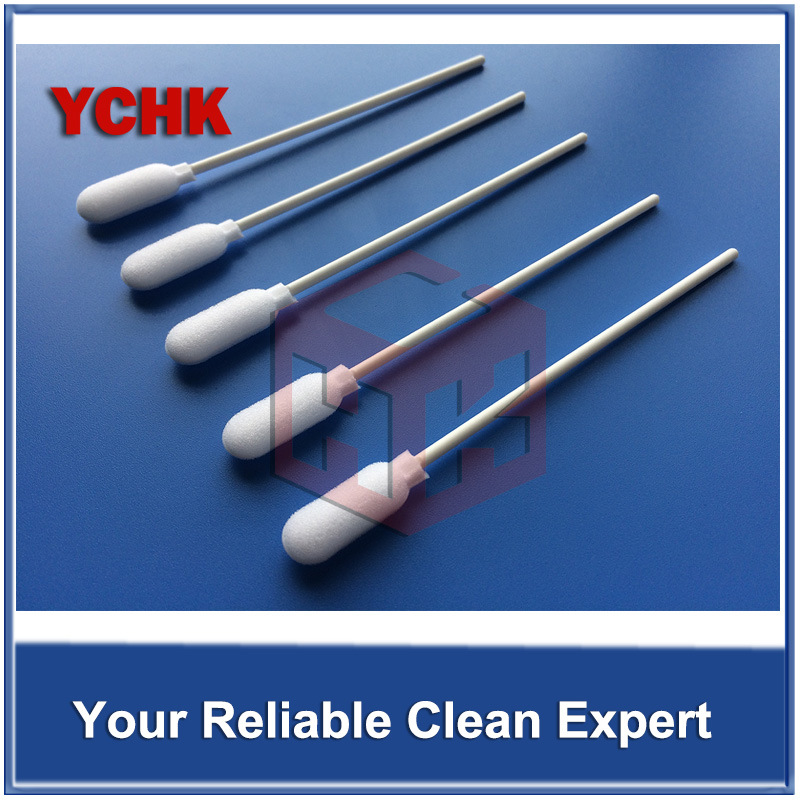 Industrial Clean Digital Camera Disposable Cleaning Foam Swab
