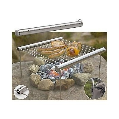 Grilliput Portable BBQ, Barbeque Tool, Grilliput Camping Set