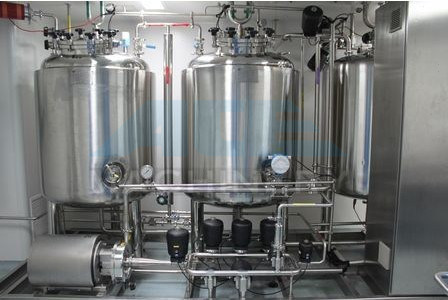 Acid and Alkali Cleaning Fluid System CIP for Cleaning (ACE-CIP-A1)