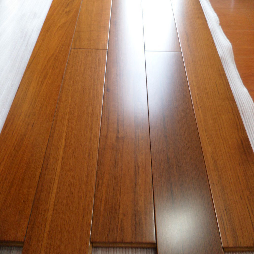 Wood Flooring Product : Teak solid wood engineered flooring photos