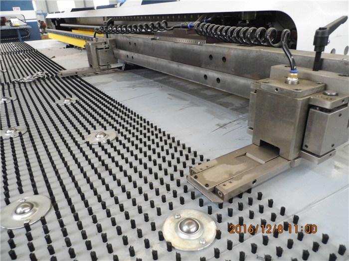 ED200 High Speed Double Servo Punch Press Machine