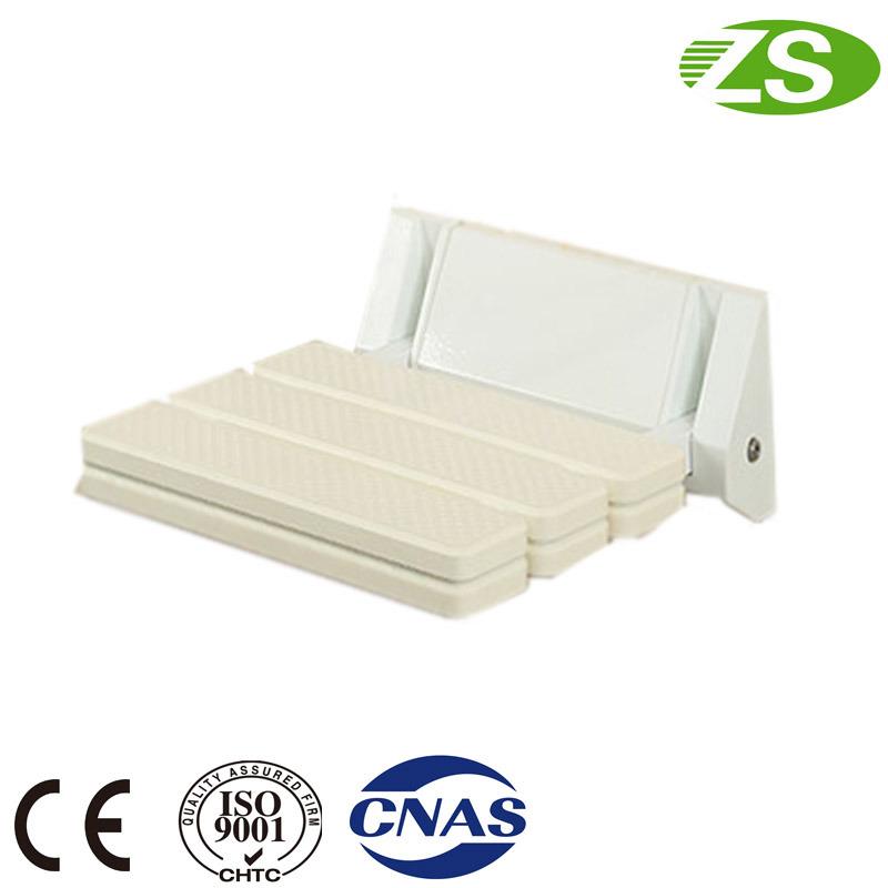 White Safety Handicap Bathroom Sanitary Ware Shower Chair
