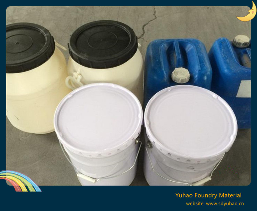 Alcohol Based Zircon Powder Coating for Sand Casting Mould