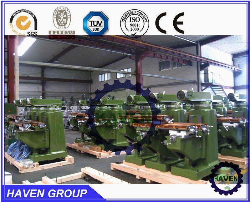 X6323 Universal Turret Milling Machine