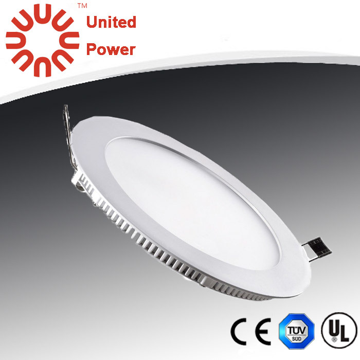 9W-18W Round LED Panel Light with CE RoHS