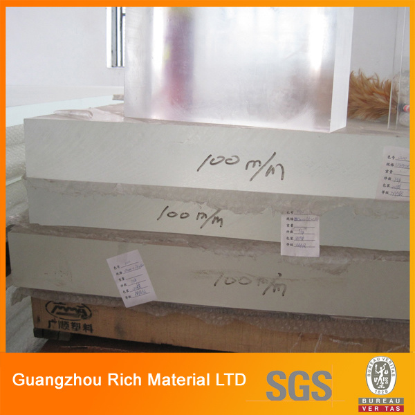 High Transparency Thick Acrylic Plastic Sheet Plexiglass
