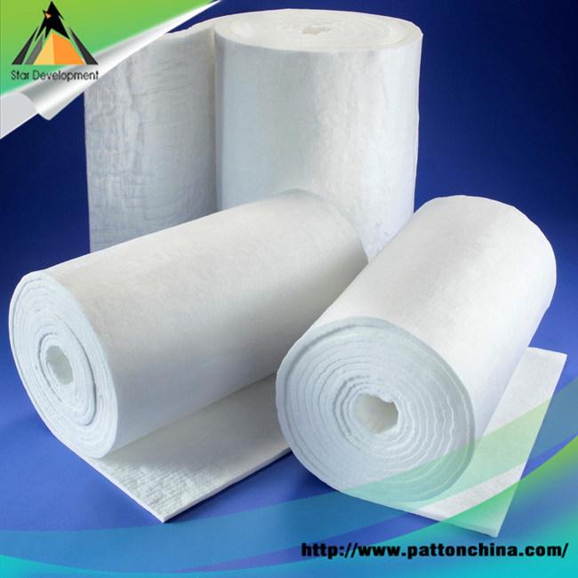 128kg/M3 Ceramic Fiber Blanket for Insulation