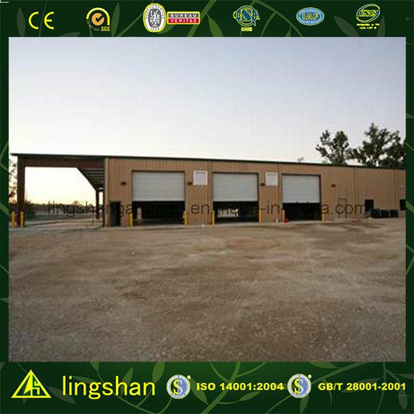 Steel Structrue Prefab Repair Warehouse (LS-S-007)