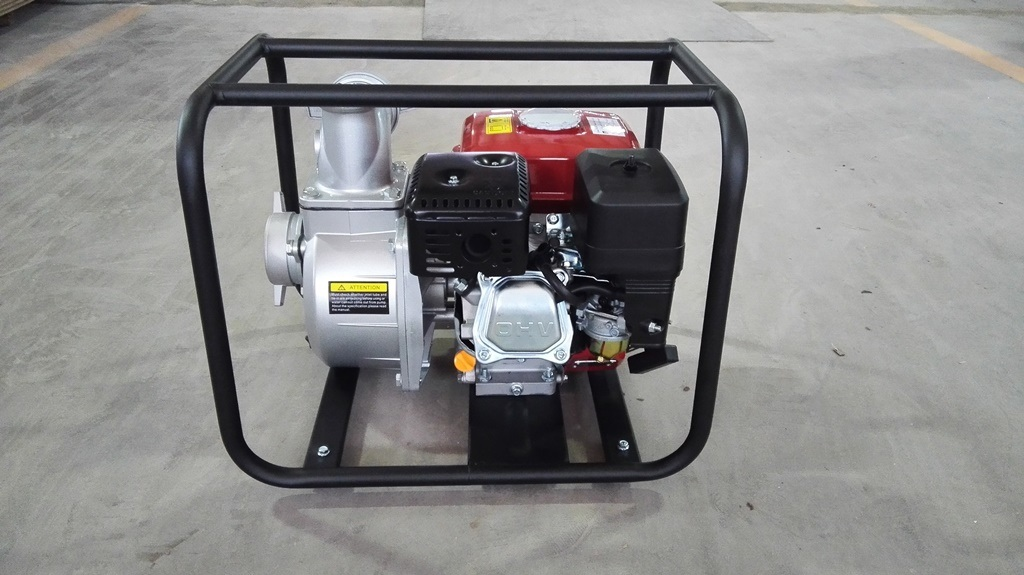 Petrol Engine Powered 3 Inch Centrifugal Water Pump for Farm Irrigation