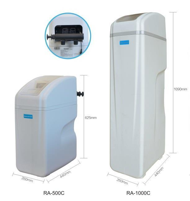Cabinet Home Water Softener (MT-RA-1000C)