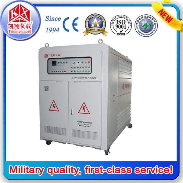 AC DC Resistive Load Bank for Generator UPS Battery Testing