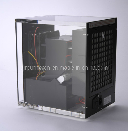 Clear Acrylic Cabinet Air Purifier