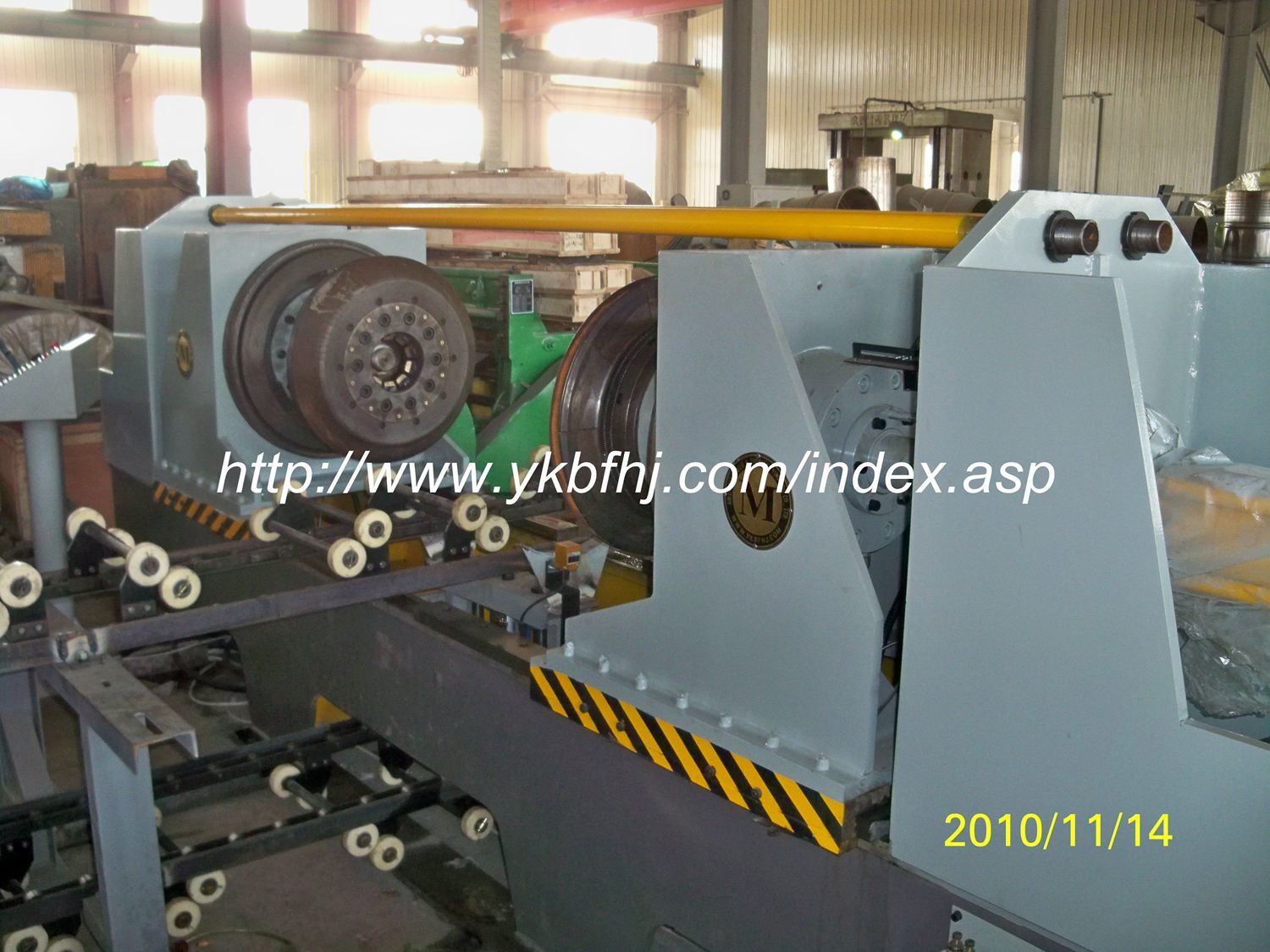 Automatic Flanging Machine for Steel Drum Machinery 55 Gallon
