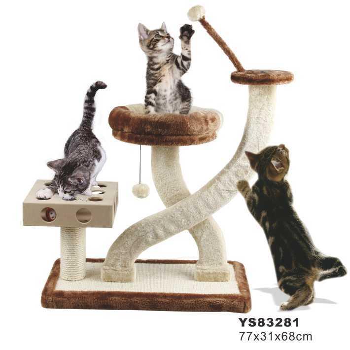 Cat Toy Tree (YS83281)
