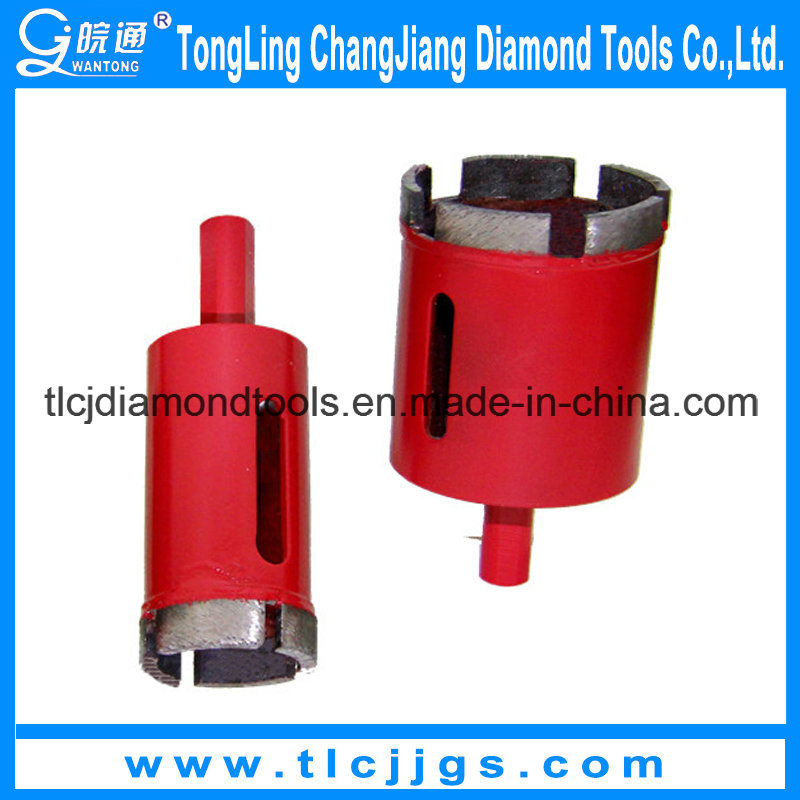 Long Lifespan Diamond Drill Bit for Limestone