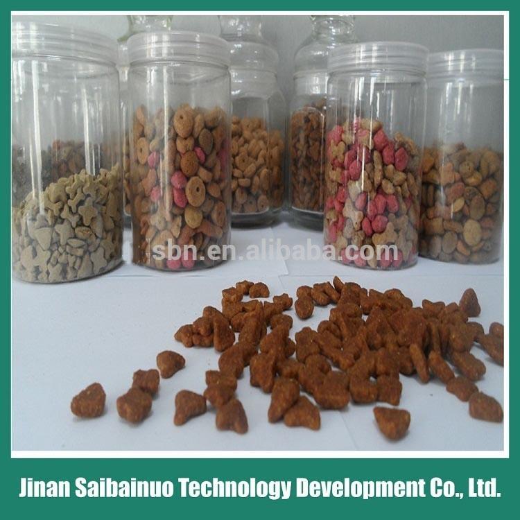 Pet Food Machine for Dog Cat Fish Food