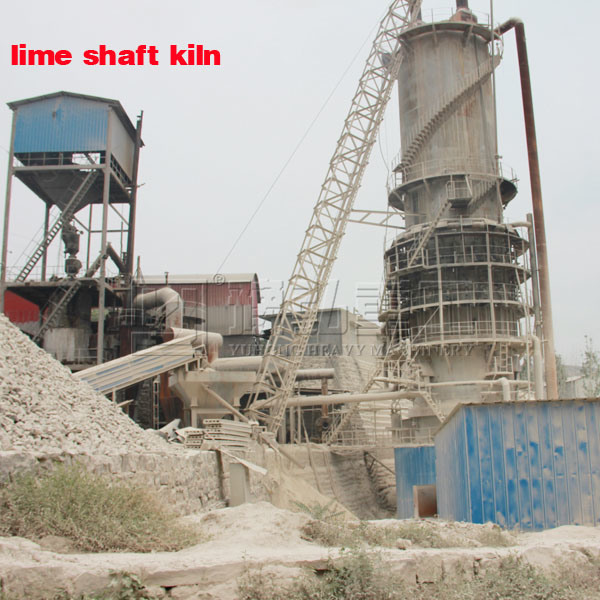 Yuhong Shaft Kiln High Temperature
