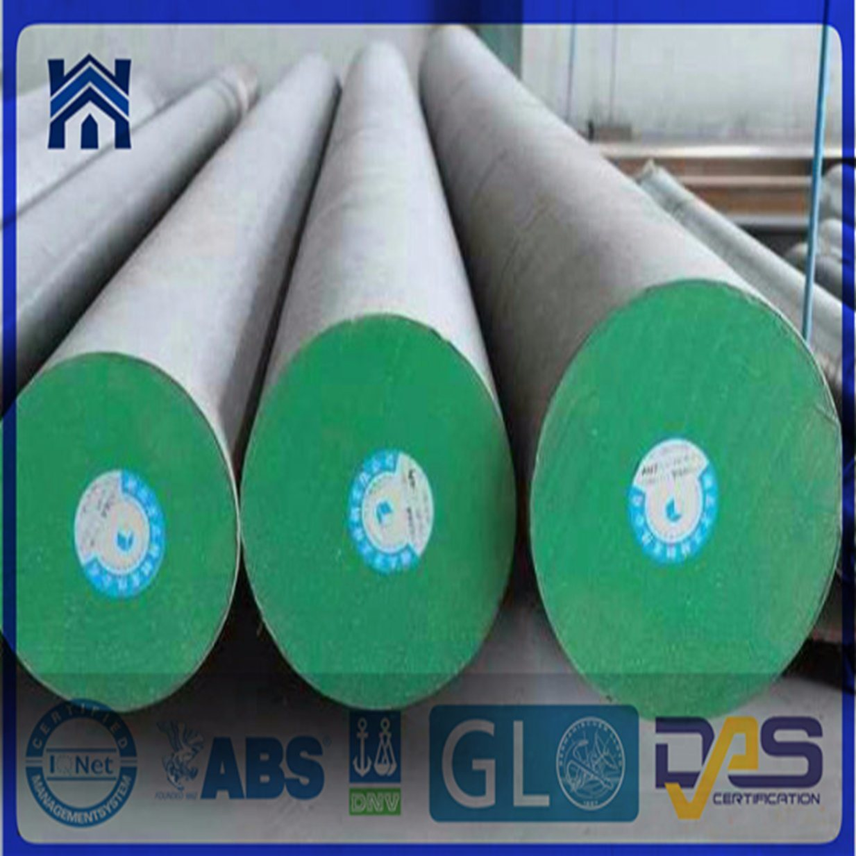 Steel Round Bar, Alloy Steel Bar Supplied From Manufacturer SAE4340