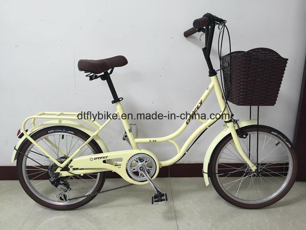 "Bike,City Bike, 20"" Holland, 6s"