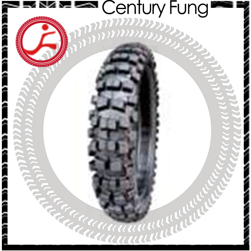 Factory Motorcycle off Road Tire with High Quality 2.75-21 80/100-21 110/100-18 120/100-18