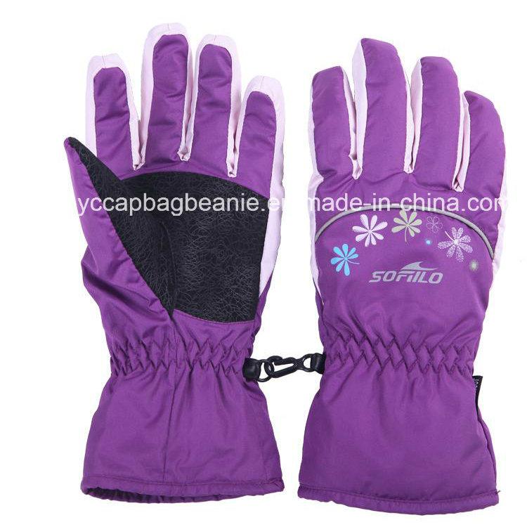 Ski Gloves / Snow Gloves / Winter Fleece Gloves