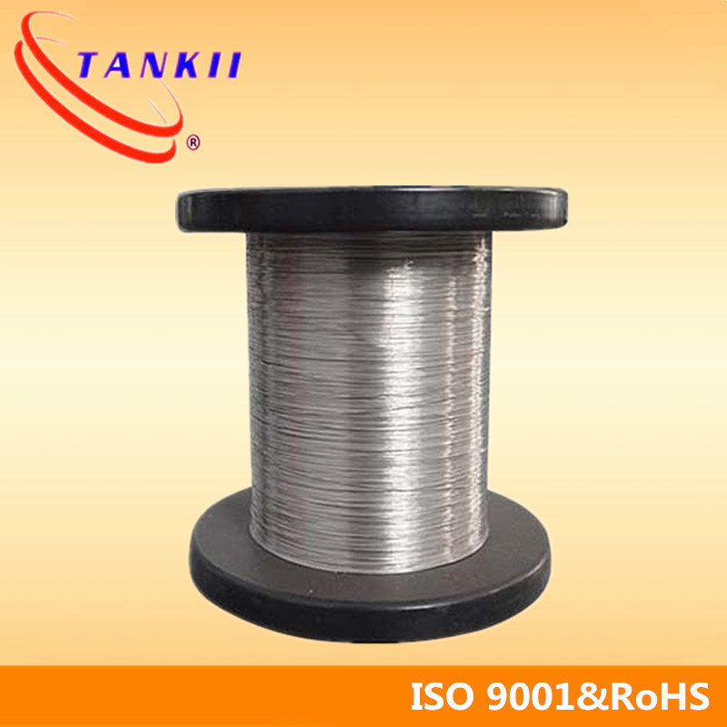 Thermocouple enamelled wire type K