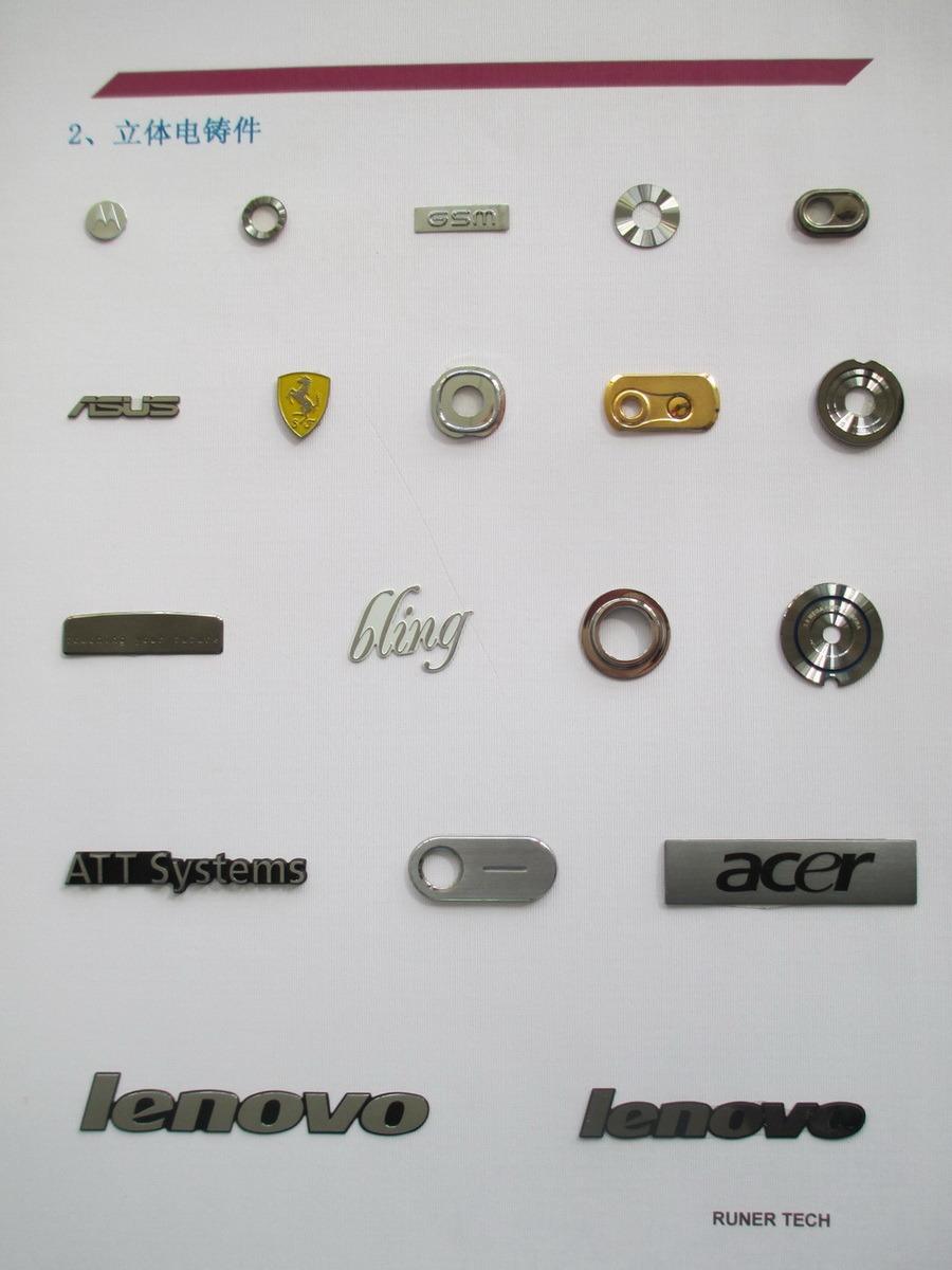 Electroformed Parts