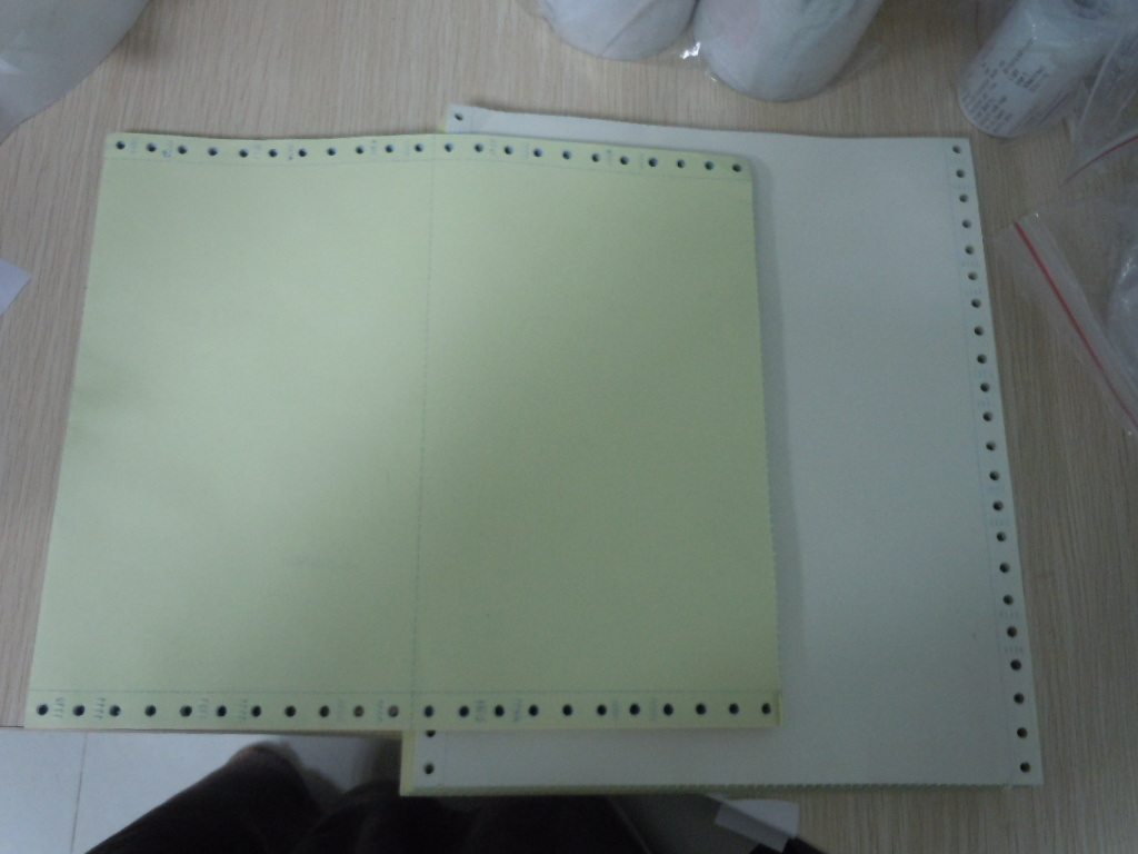 Carbonless Paper Printer Carbonless Paper Shenzhen