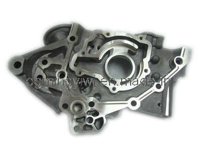 Aluminum Die Casting for Auto Parts (AL0001) with CNC Machining Made in Chinese Factory