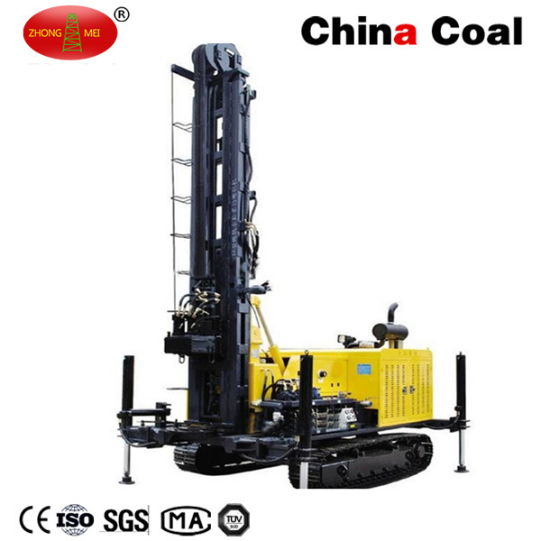 China Xyd-130 Truck Mounted Crawler Water Borehole Well Drilling Rig