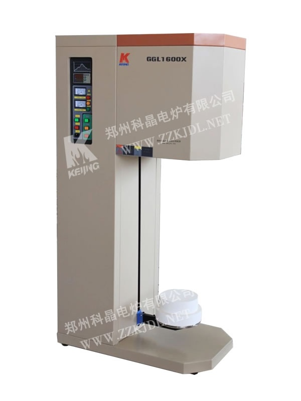 Load Type Crucible Laboratory Sintering Annealing Furnace