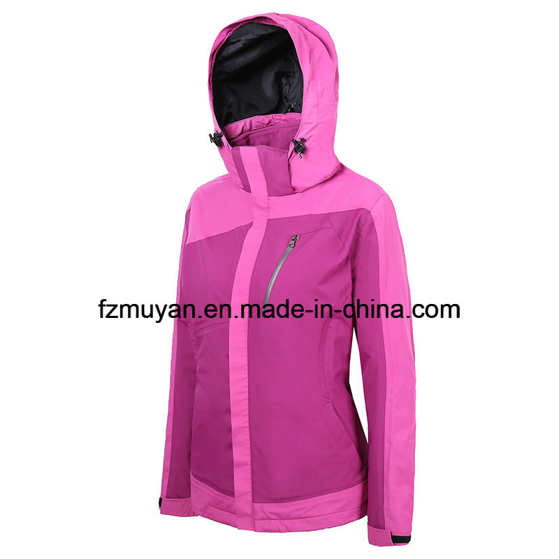 Two Sets of Thick Waterproof Jacket Fleece Liner