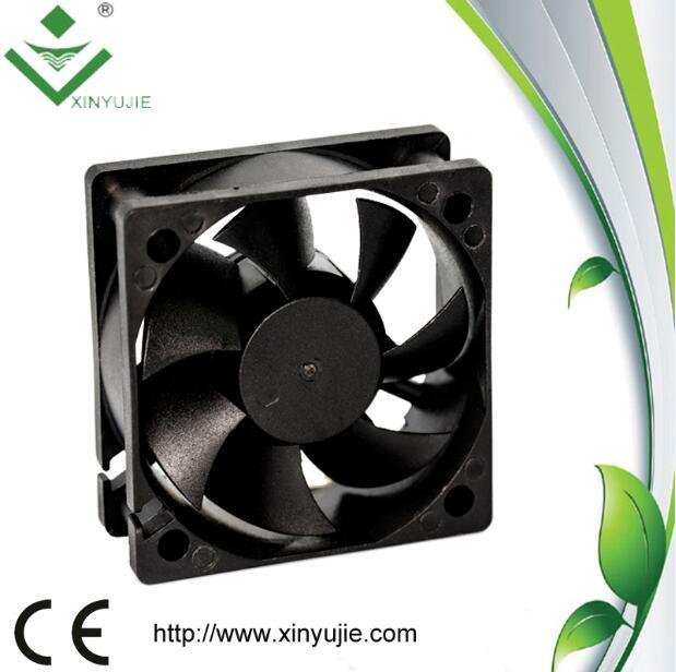 50*50*20mm DC Cooling Fan 2016 Hot Plastic Fan Made in China