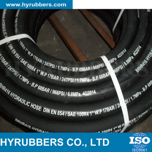 Factory Sale Water, Oil, Acid & Alkali Resistant Rubber Suction and Discharge Hose, Suction Hose