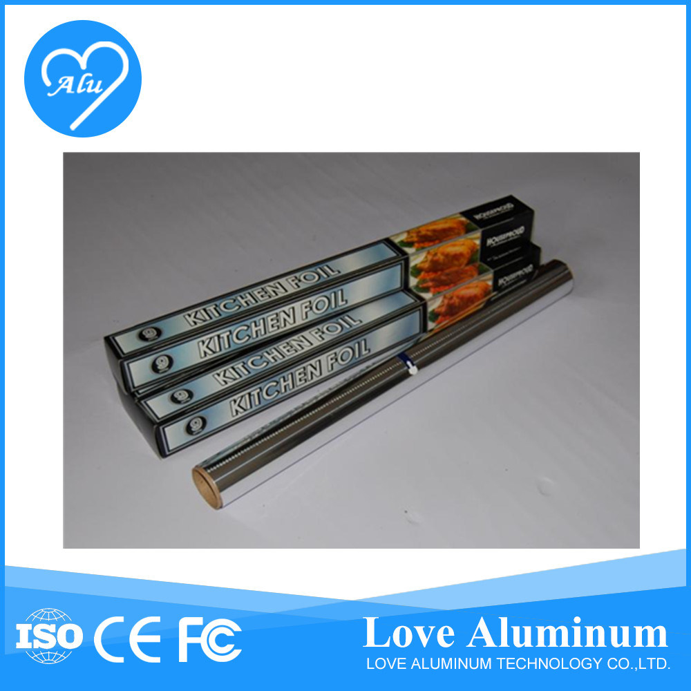 8011 Alloy Aluminum Foil in Roll