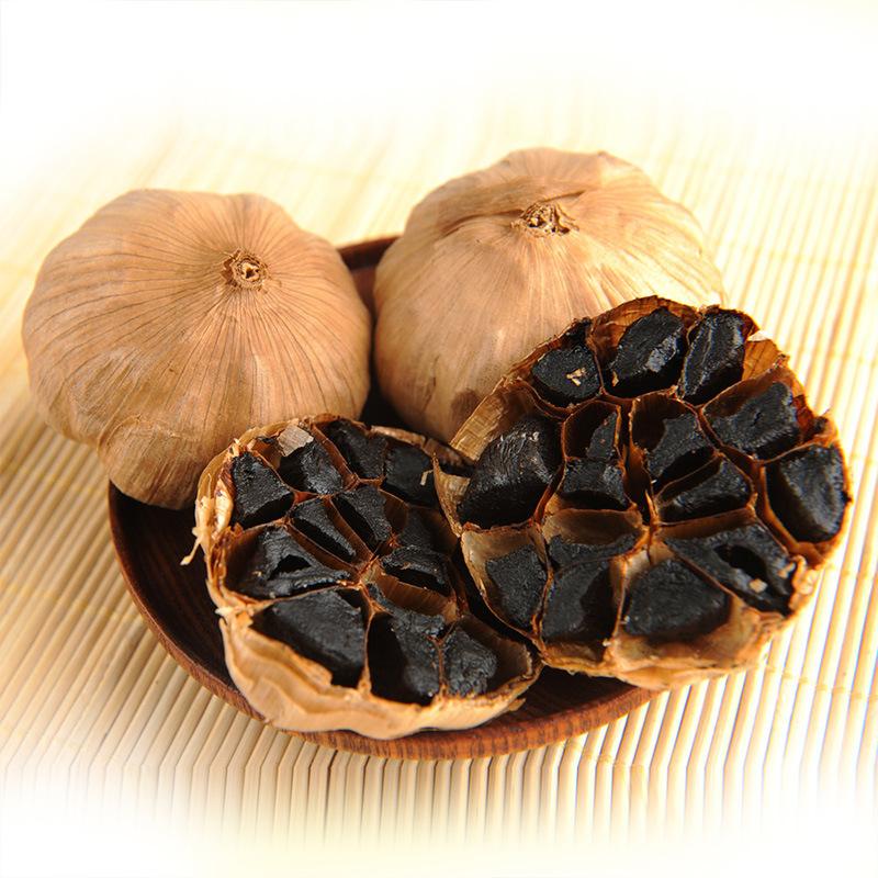Good Taste Fermented Black Garlic 6 Cm Bulbs (2bulb/bag)