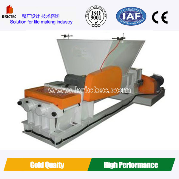 High-Speed Mixing Granulator in Tile Floor Plant