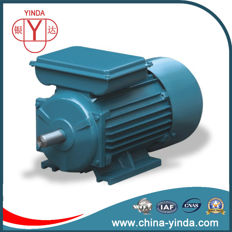 CE 3/4HP-7.5HP Single Phase AC Electrical Motor (Cast iron Housing)