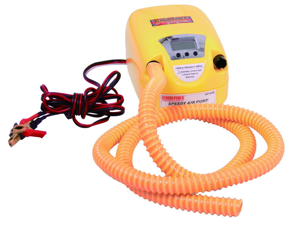 80kpa High Pressure Electric Air Pump for Boat